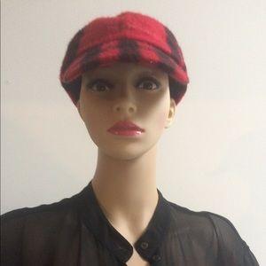 Burberry Vintage Wool Hat